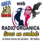 Logo da emissora Rádio Orgânica Livres Na Verdade