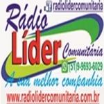 Logo da emissora Rádio Líder Comunitária
