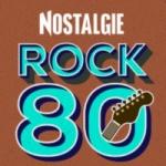 Logo da emissora Radio Nostalgie Rock 80