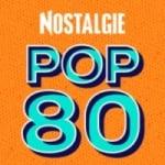 Logo da emissora Radio Nostalgie Pop 80