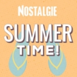 Logo da emissora Radio Nostalgie Summer Time