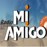 Logo da emissora Mi Amigo 100.9 FM