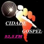 Logo da emissora Cidade Gospel FM