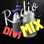 Logo da emissora Rádio DiviMix