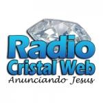 Logo da emissora Rádio Cristal Web