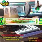 Logo da emissora Rádio Web D Mas Gospel FM