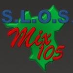 Logo da emissora Mix 105.4 FM