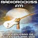 Logo da emissora Rádio Rockiss FM