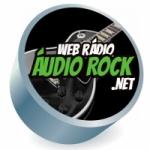 Logo da emissora Web Rádio Áudio Rock