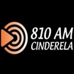 Logo da emissora Rádio Cinderela 810 AM