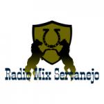 Logo da emissora Rádio Mix Sertanejo