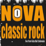 Logo da emissora Nova Classic Rock