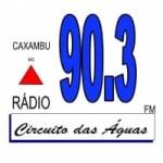 Logo da emissora Rádio Circuito das Águas 90.3 FM