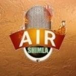 Logo da emissora Air Shimla 103.7 FM