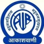 Logo da emissora Air  Amrutvarshini 100.1 FM
