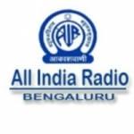 Logo da emissora Vividh Bharati Bengaluru 102.9 FM
