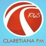Logo da emissora Rádio Claretiana 106.5 FM