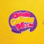 Logo da emissora Rádio FM Cidade De Colinas-MA