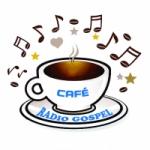 Logo da emissora Café Rádio Gospel