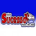 Logo da emissora Rádio Sucesso Pará FM Web
