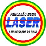 Logo da emissora Rádio Estação Mega Laser