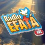 Logo da emissora Rádio Efatá FM