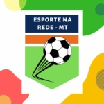 Logo da emissora Rádio Esporte Na Rede MT