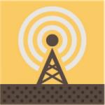 Logo da emissora Rádio Lagoa Gospel