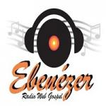 Logo da emissora Rádio Web Gospel Ebenezer