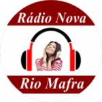 Logo da emissora Rádio Nova Rio Mafra FM