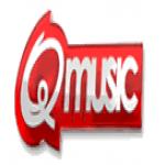 Logo da emissora Q Music 100.7 FM