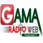 Logo da emissora Gama Rádio Web