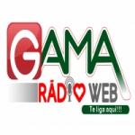 Logo da emissora Gama Web Rádio