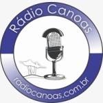 Logo da emissora Rádio Canoas
