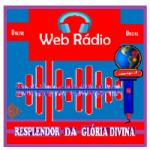 Logo da emissora Rádio Web Gospel Resplendor Da Glória Divina