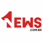 Logo da emissora Rádio 1 News