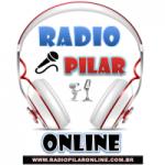 Logo da emissora Rádio Pilar Online