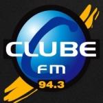 Logo da emissora Rádio Clube 94.3 FM