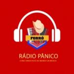 Logo da emissora Rádio Pânico - Forro