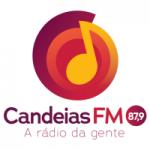 Logo da emissora Rádio Candeias 87.9 FM