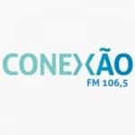 Logo da emissora Rádio Conexão 106.5 FM