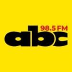 Logo da emissora Radio ABC 98.5 FM