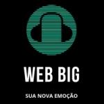 Logo da emissora Rádio Web Big