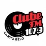 Logo da emissora Rádio Clube 107.9 FM