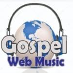 Logo da emissora Rádio Gospel Web Music