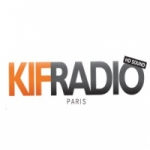 Logo da emissora KIF Rock Radio