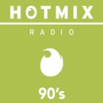 Logo da emissora Hotmix Radio 90's