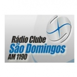 Logo da emissora Rádio Clube São Domingos 1190 AM