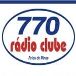 Logo da emissora Rádio Clube 770 AM