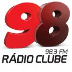 Logo da emissora Rádio Clube 98.3 FM